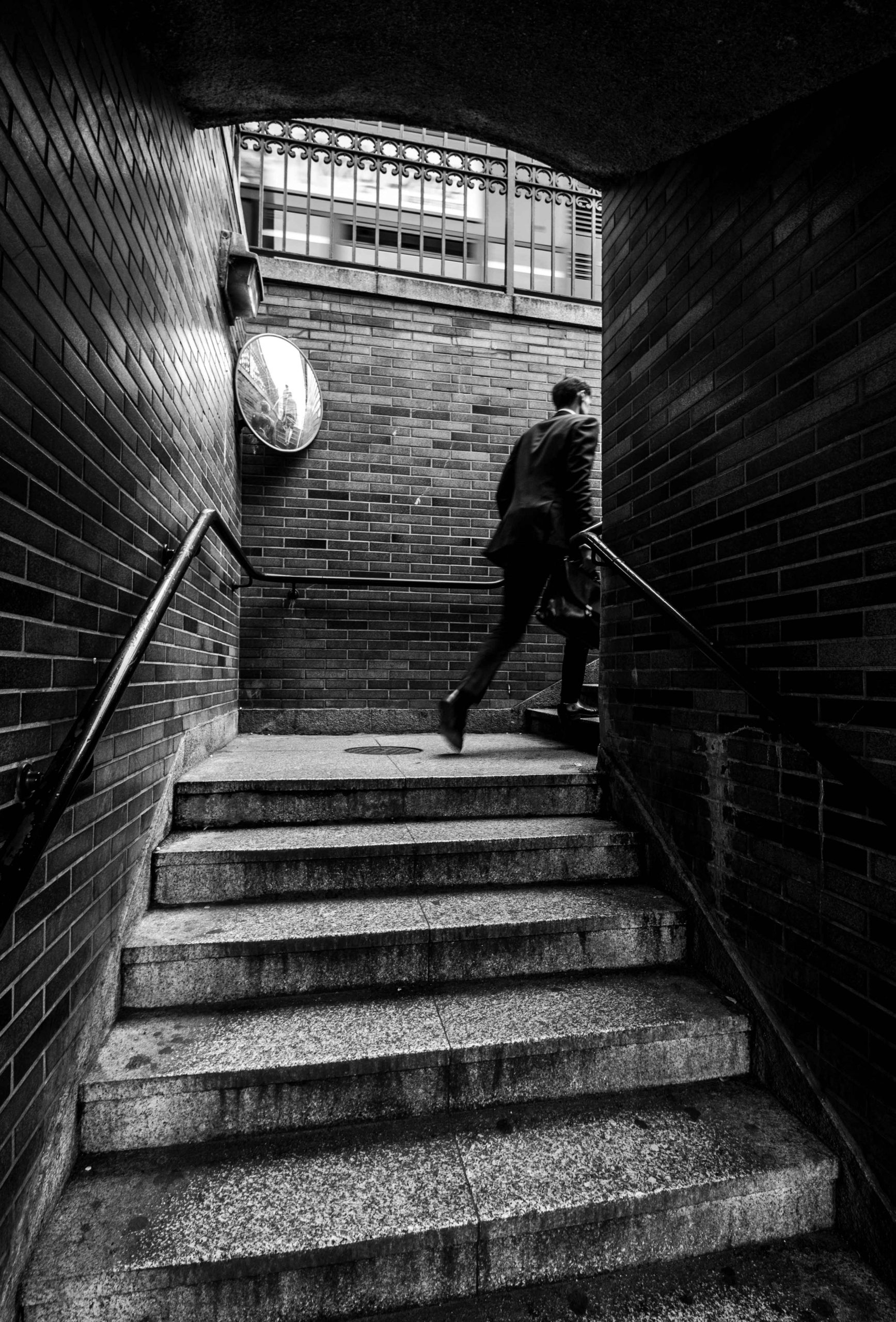 London Stairs